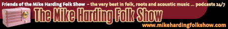 The Mike Harding Show - Full-banner-468x60px