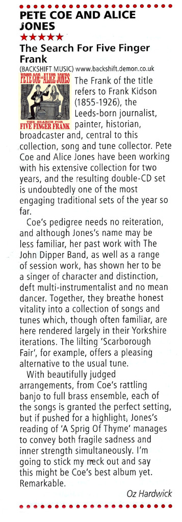 R2 Magazine Review by Oz Hardwick