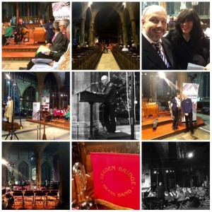 BBC Radio Leeds Christmas Service 4th December 2014