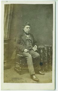 Francis Prince Kidson 1810-1872 Father of Frank Kidson