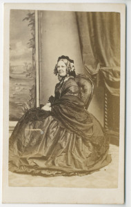 Mary Kidson (nee Roberts) Mother of Frank Kidson