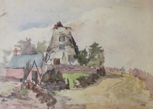 Frank Kidson Watercolour 3