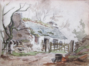 Frank Kidson Watercolour 2